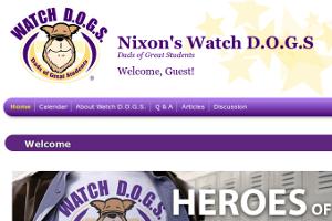 Watchdogs Nixon Elementary